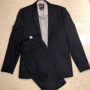 2 piece Zara basics suit